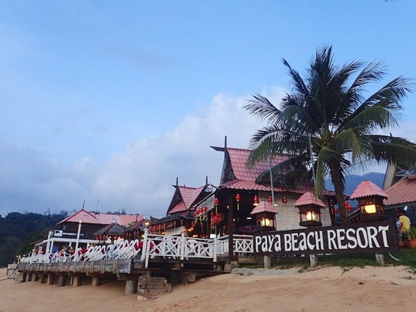 Paya Beach Resortc